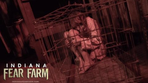 caged girl 2