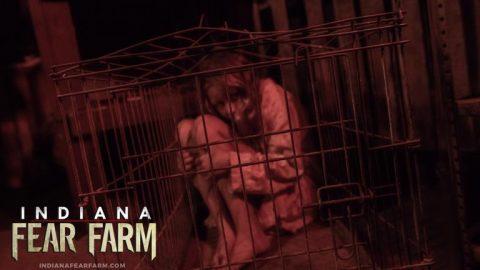 caged girl blur