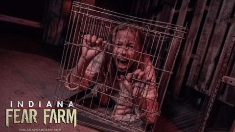 caged kid