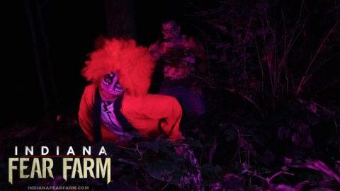 clown woods