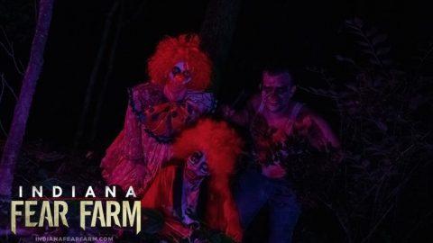 clowns woods